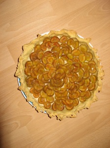 tarte aux mirabelles Isabelle Schillig