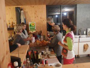 Cours de cuisine URiage-Grenoble