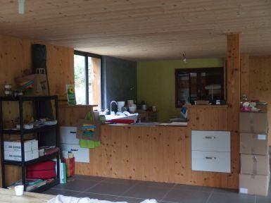 Cours de cuisine santé à Uriage, ferme Montgardier