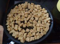 Panisse à la poele