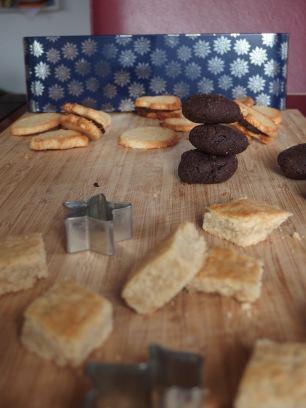 Biscuits de Noel sans gluten