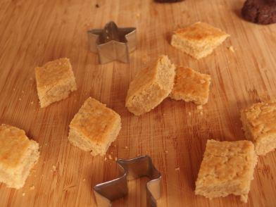 Biscuits de Noel sans gluten aux amandes