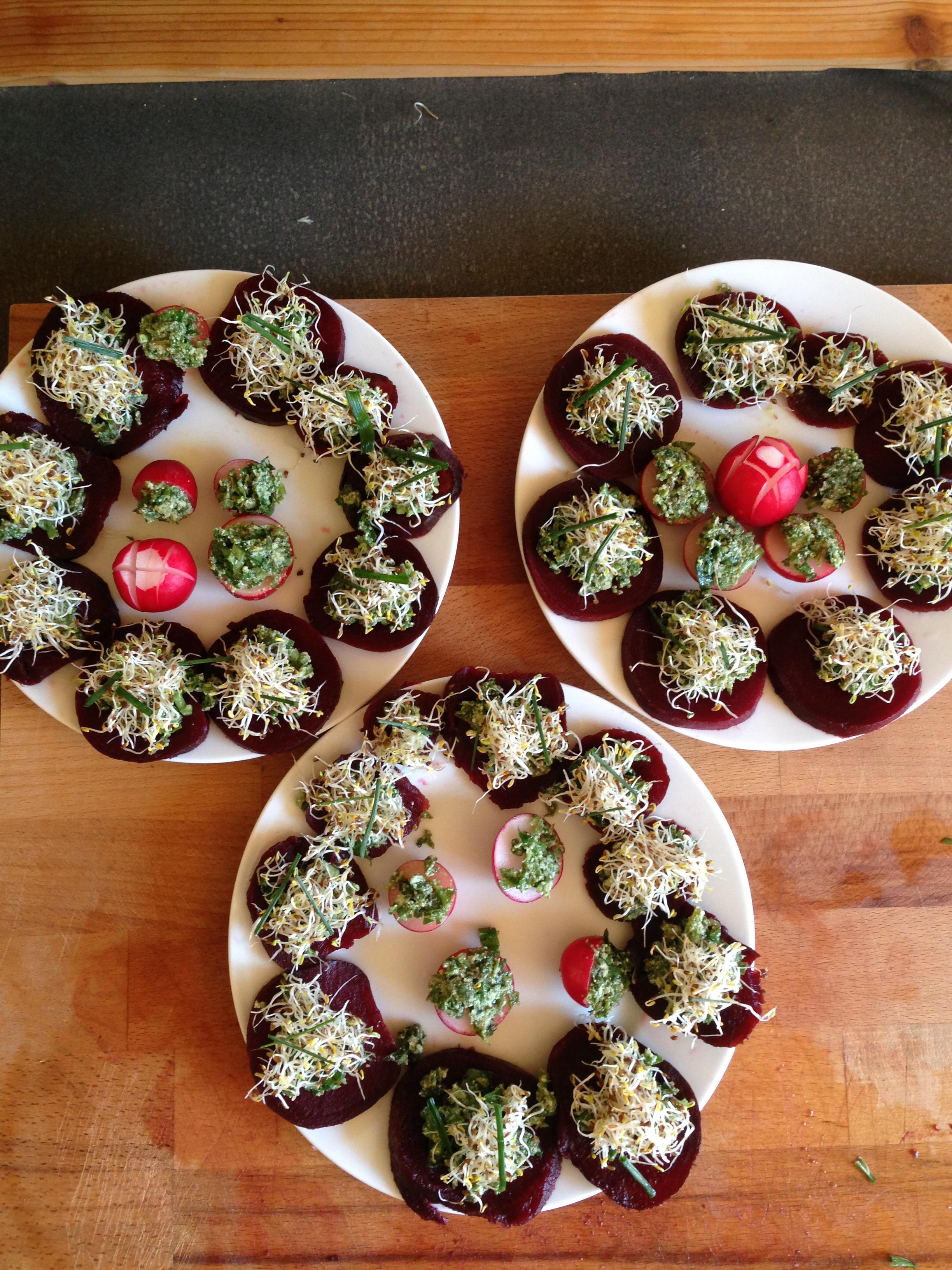 Cours de cuisine CE Isabelle Schillig naturopathe Grenoble