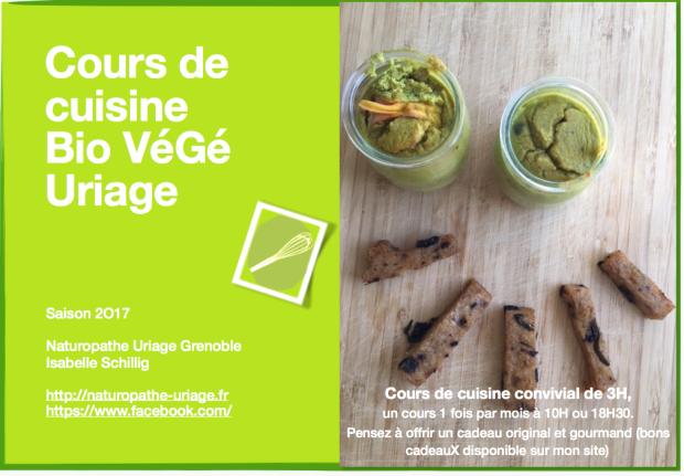 Cours De Cuisine Bio Végé - Cours de cuisine vegetarienne