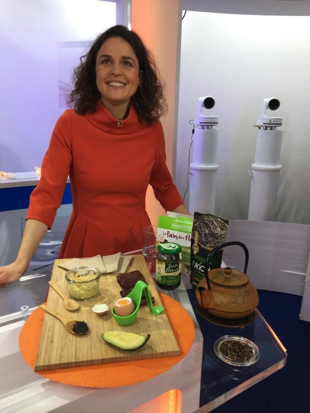 Isabelle Schillig naturopathe Grenoble sur France 3