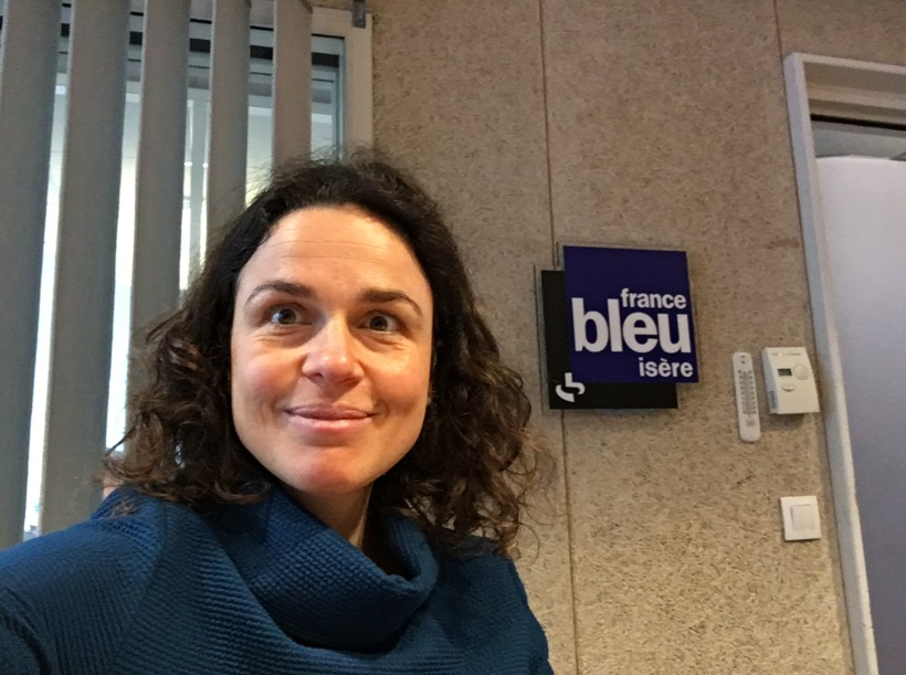 France Bleu Isere Isabelle Schillig