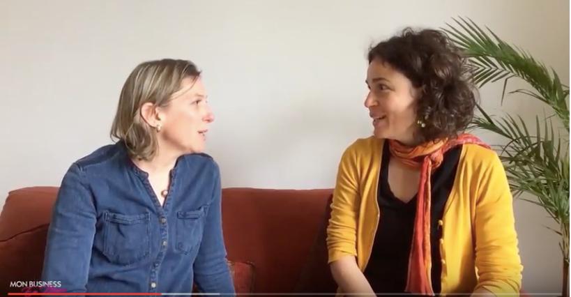 Mon buisness en mieux interview Isabelle Schillig naturopath