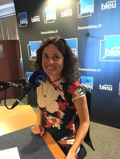 Chronique bien être sur France Bleu Isabelle Schillig naturopathe Grenoble