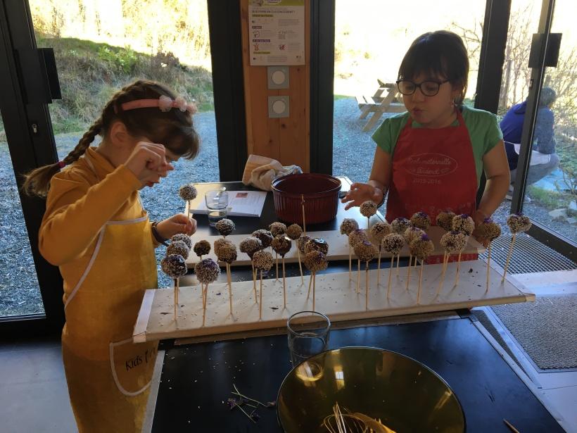 atelier cuisine parent enfant Grenoble